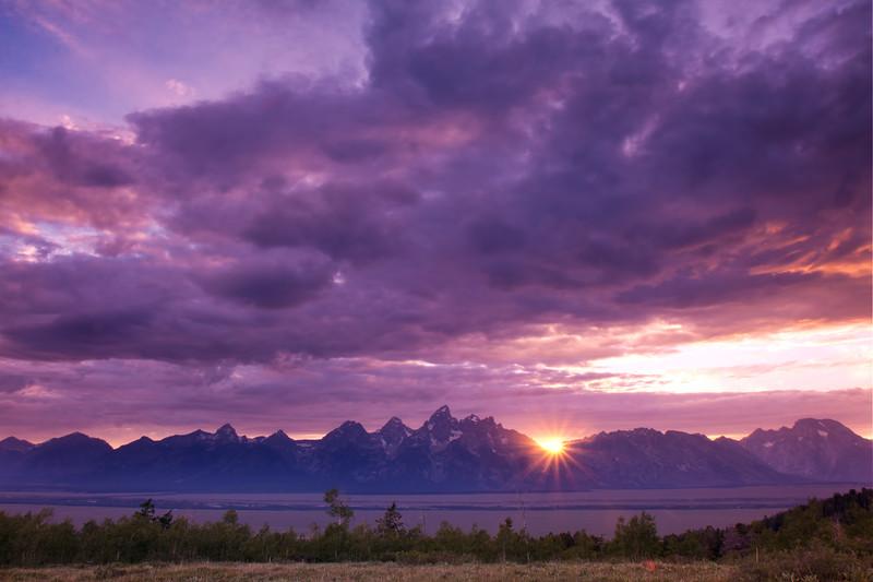 Shadow Mountain Sunset - IMG#9953