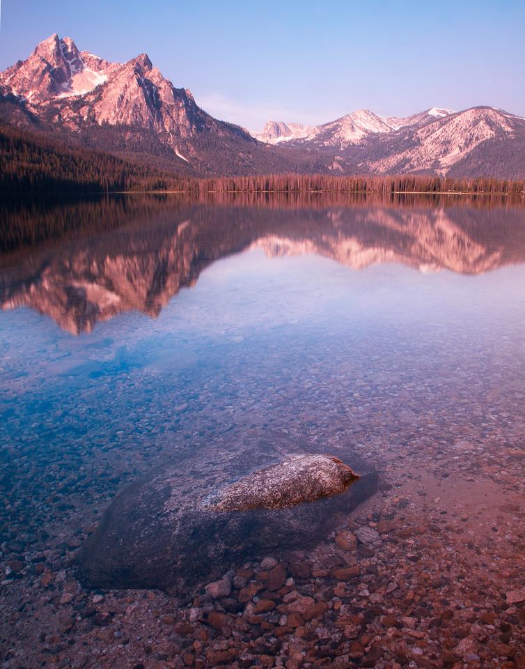 Stanley Lake, ID - IMG#8686