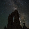 Milky way at Mono Lake - IMG#3229