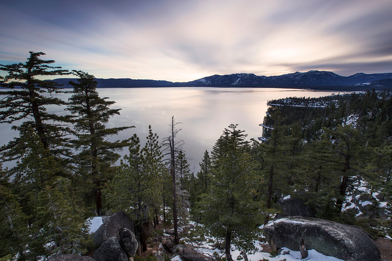 Western Shore of Lake Tahoe, CA - IMG#1922