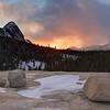 Sunset in the High Country - IMG#3239