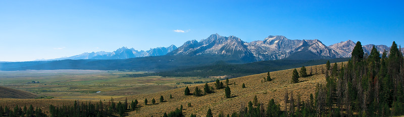 The Sawtooth Valley, Stanley, Idaho