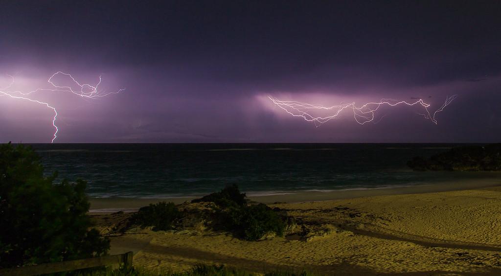 last stormy night in july