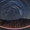 Star Trails at Twin Bush