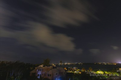 KiNET-X rocket launch from producing mini Aurora visible from Bermuda!!