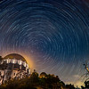Observatory Star Trails(Take 2)