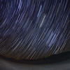 Star Trails @ Red Rock (Take 2)