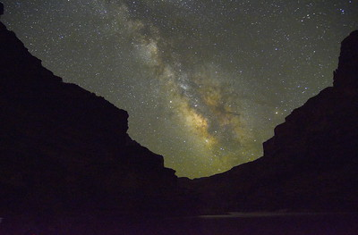 Milky Way from the River