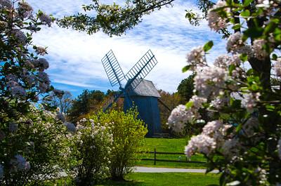 Brewster Windmill - Cape Cod