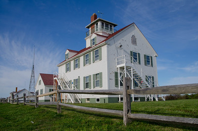 Nauset Coast Guard Station - Cape Cod