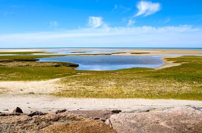 Breakwater Brewster Beach - Cape Cod