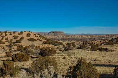 Black Mesa - Los Alamos