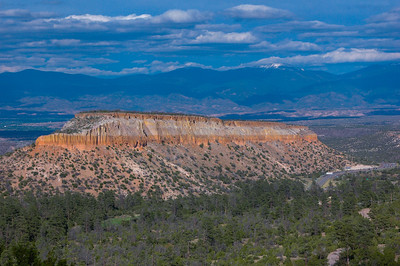 New Mexico Mesa - Los Alamos