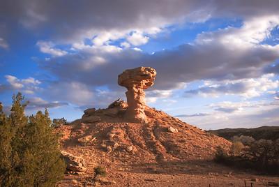 Camel Rock - Sante Fe