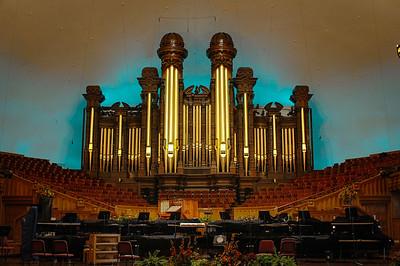 Mormon Tabernacle - Salt Lake City, Utah