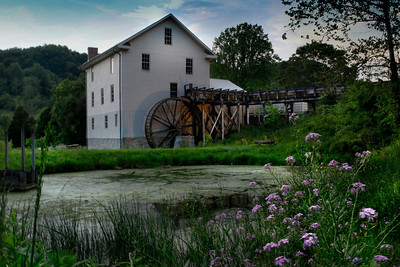 White's Mill - Abingdon, Virginia