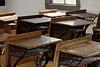 Old School Desks