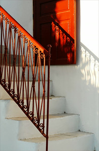 Mykonos Doorway (Ltd Edition in A3)