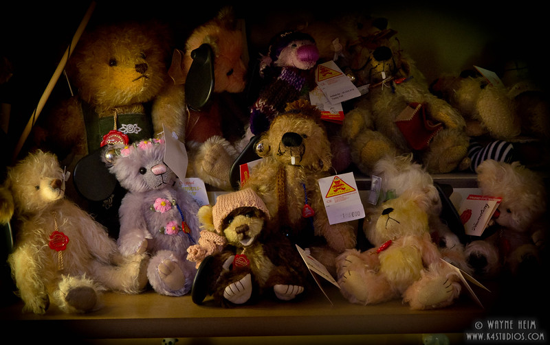 Teddy Bears Parade     photography by Wayne Heim