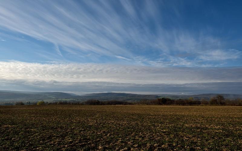Oak Hill near Nunda.  Nikon D750 and 24-70 f/2.8G lens (May 2016).