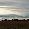 Sunrise on Oak Hill, looking toward Swain.  Nikon D750 and 24-70mm f/2.8G lens (October 2016).