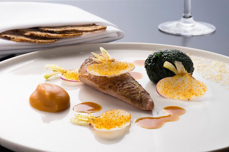 Chef James Wilkins, Wilks, Michelin Star restaurant, Bristol, UK