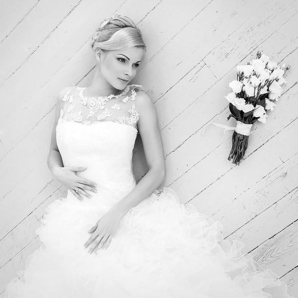 Wedding. Beautiful bride