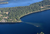 5223: Payette Lake Aerial