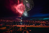 4435-2: Fireworks over Mile High Marina
