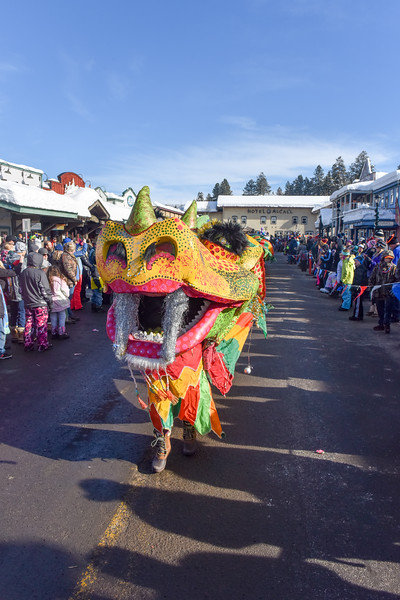 2710: McCall Winter Carnival 2017 Parade.