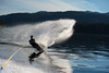 8607: Water Skier on Payette Lake