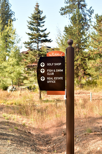 8972:  Whitetail Sign