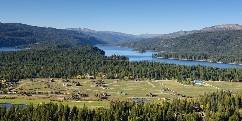 5269: Payette Lake and Spring Meadows Aerial