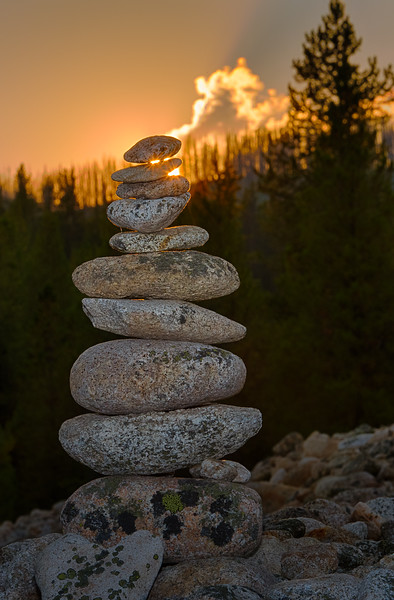 0900_2:  Cairn Stack