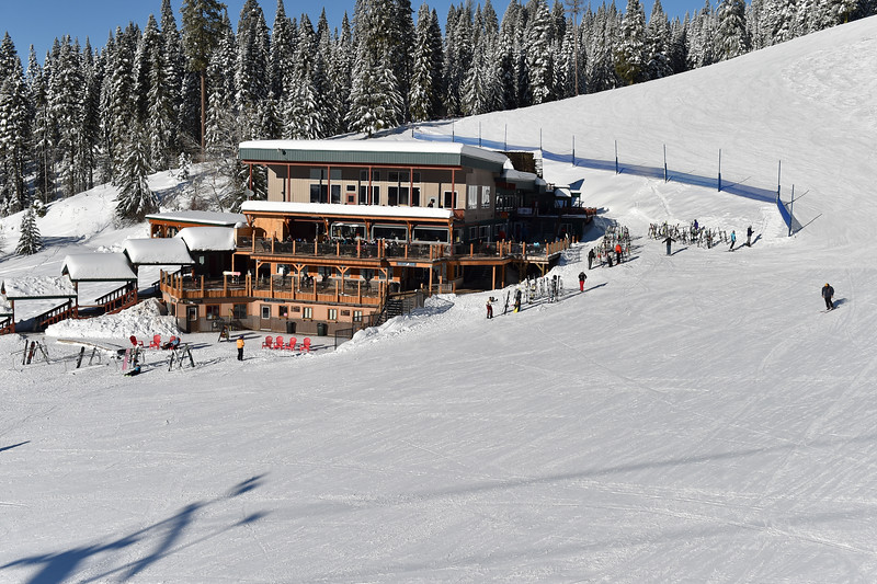 4164: Brundage Mountain Lodge