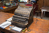 USA, Idaho, Idaho County, Burgdorf Hot Springs Old Cash Register - 6371