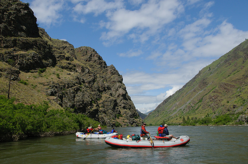 8670: Hells Canyon Float Trip