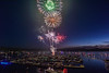 4421: Fireworks over Mile High Marina