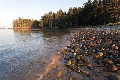 Scenic Maine, Roque Island Archipelago, Down East, Maine