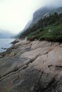 Foggy Fjord, Newfoundland
