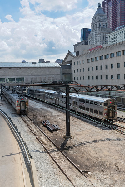 Metra Electric and South Shore Line