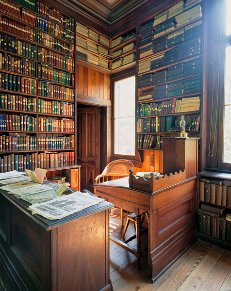 """Old-fashioned library. <a href=""""http://www.istockphoto.com/file_search.php?action=file&lightboxID=5540504"""">Available for purchase from William Britten iStockphoto</a>"""