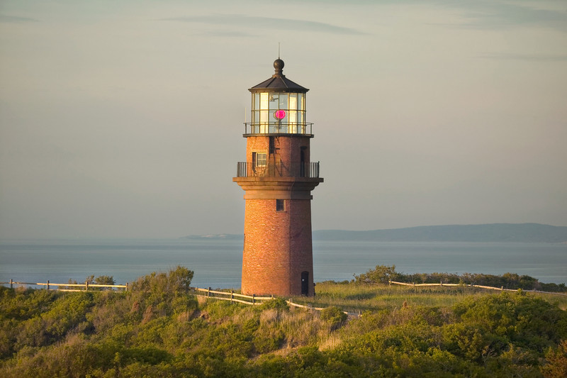 "Gay Head lighthouse, Martha's vineyard. Many more lighthouse images <a href=""http://www.istockphoto.com/file_search.php?action=file&lightboxID=3447652"">available for purchase from William Britten iStockphoto</a>"