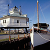 "Hooper Straight lighthouse, Chesapeake Bay. Many more lighthouse images <a href=""http://www.istockphoto.com/file_search.php?action=file&lightboxID=3447652"">available for purchase from William Britten iStockphoto</a>"