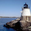 "Castle Hill lighthouse, Rhode Ilsand. Many more lighthouse images <a href=""http://www.istockphoto.com/file_search.php?action=file&lightboxID=3447652"">available for purchase from William Britten iStockphoto</a>"