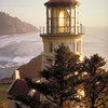 "Heceta Head lighthouse,  jewel of the Oregon coast. Many more lighthouse images <a href=""http://www.istockphoto.com/file_search.php?action=file&lightboxID=3447652"">available for purchase from William Britten iStockphoto</a>"