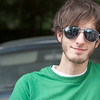 """Young teenager with his car. <a href=""""http://www.istockphoto.com/file_search.php?action=file&lightboxID=3914990"""">Available for purchase from William Britten iStockphoto</a>"""