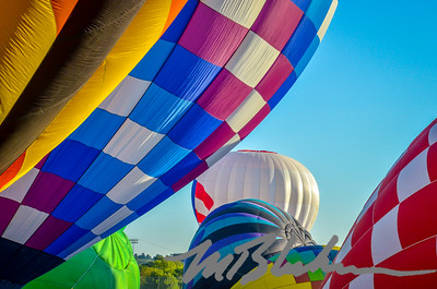 Labor Day Balloon Festival