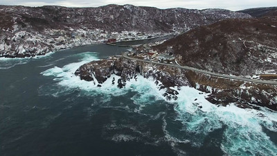 Petty Harbour drone-20160316-0017