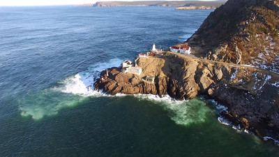 Fort Amherst drone-20160425-6
